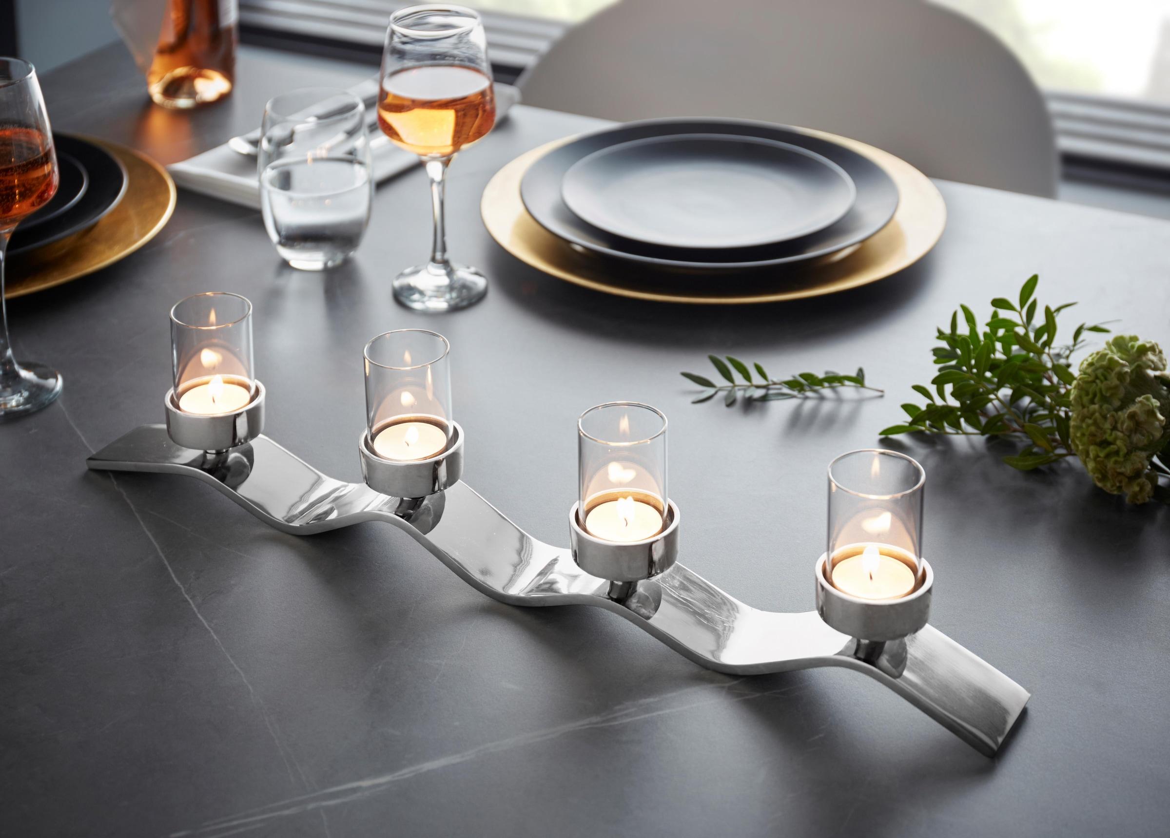 Kerzenständer online bestellen kerzenhalter bei baur