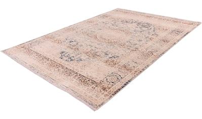 calo-deluxe Teppich »Valessa-1111«, rechteckig, 5 mm Höhe, Wohnzimmer kaufen