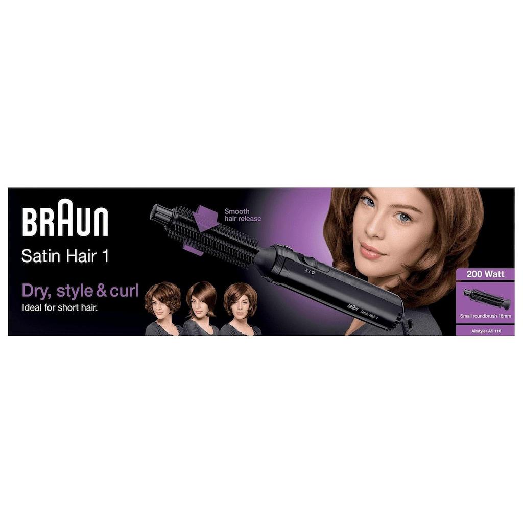 Braun Warmluftbürste »Satin Hair 1 AS 110«