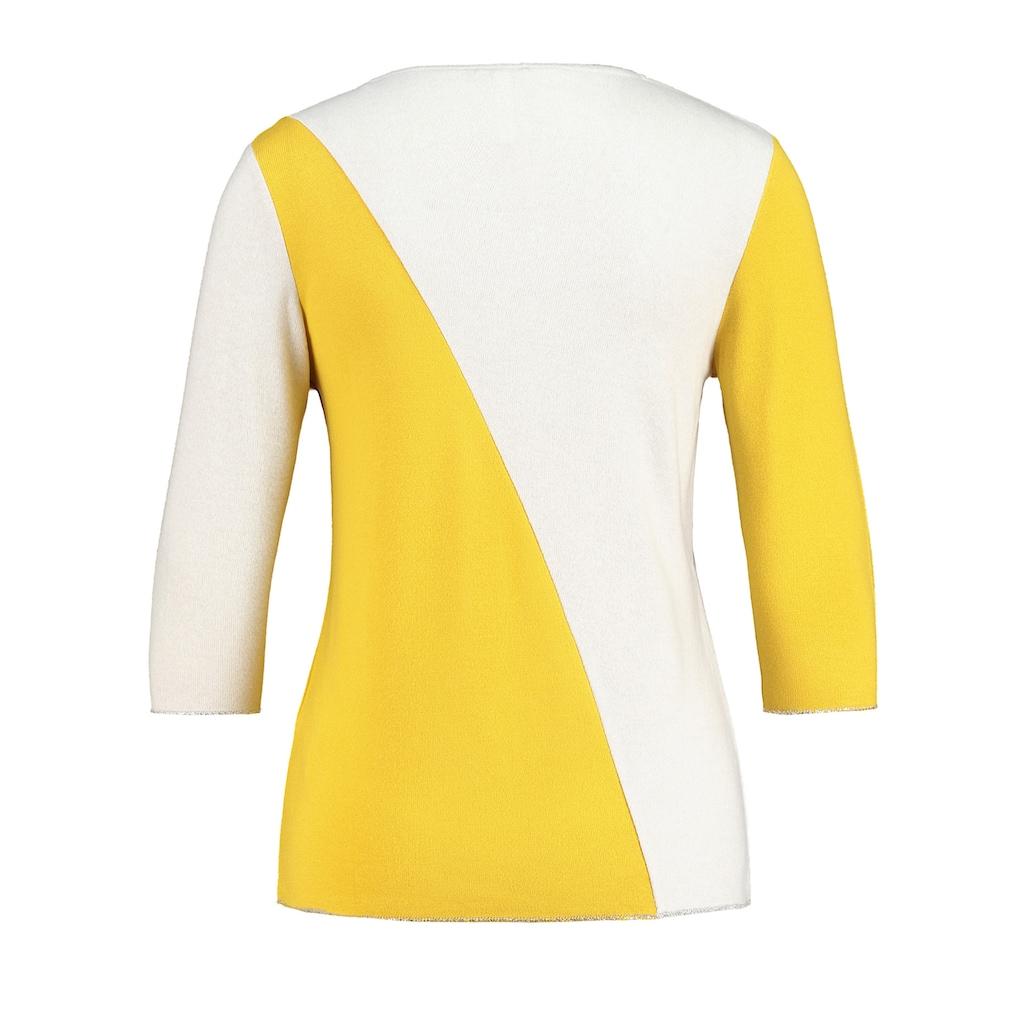 Key Largo Langarmshirt »CORNER«, in tollem Design