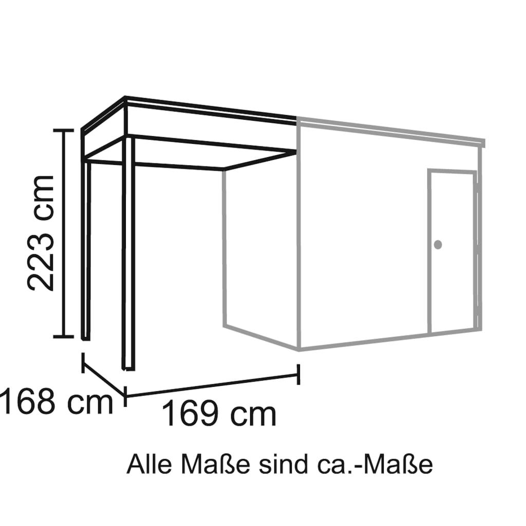 Skanholz Schleppdach »Cross Cube 2«