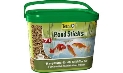 TETRA Fischfutter Sticks »Pond Sticks«, 7 Liter kaufen