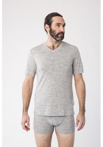 SUPER.NATURAL T - Shirt »M BASE V - NECK TEE 140« kaufen