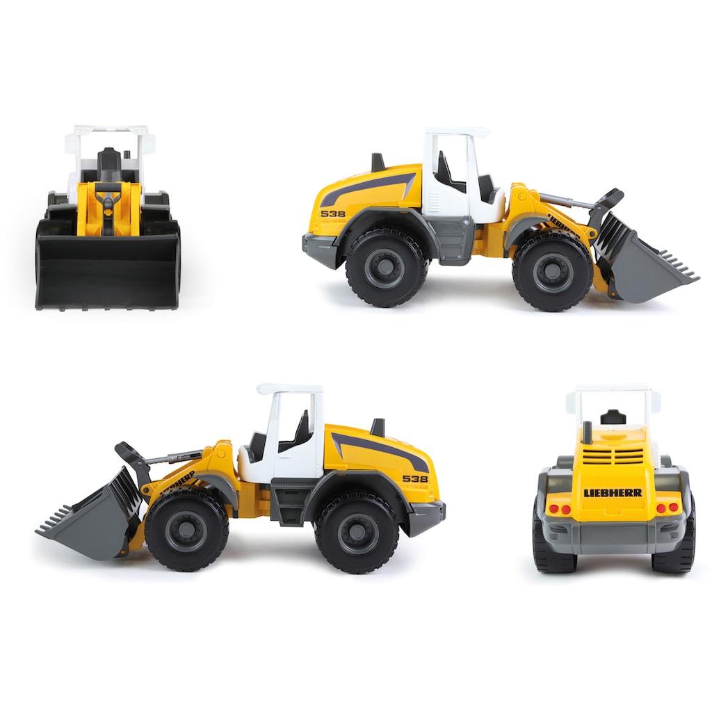 Lena® Spielzeug-Radlader »Worxx, Liebherr L538«, Made in Europe