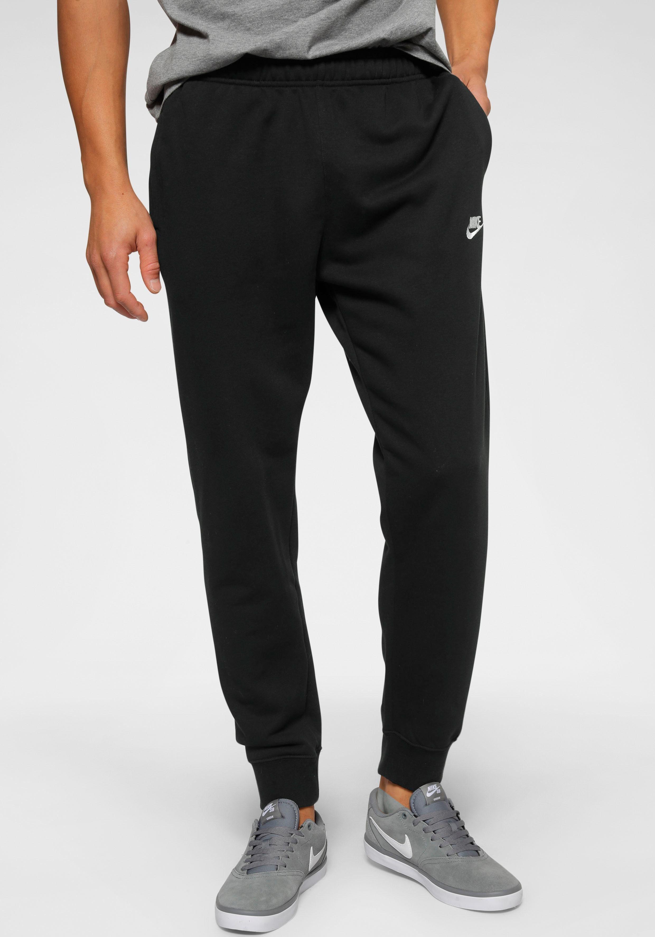 Nike Sportswear Jogginghose M NSW CLUB JOGGER FT | Sportbekleidung > Sporthosen > Sonstige Sporthosen | Schwarz | Nike Sportswear
