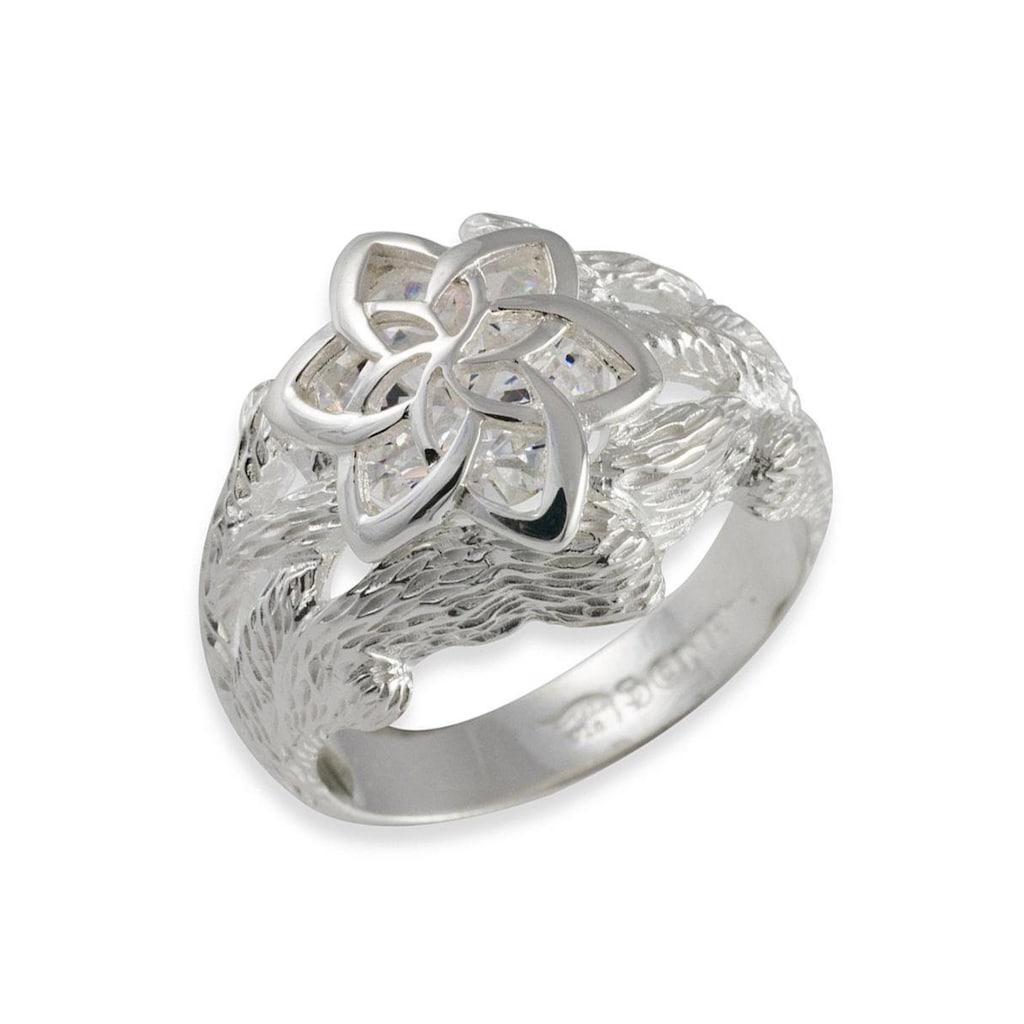 Der Herr der Ringe Fingerring »Nenya - Galadriels Ring, 10004047«, Made in Germany