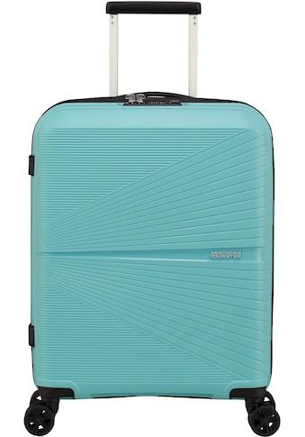 American Tourister® Hartschalen-Trolley »Airconic, 55 cm, purist blue«, 4 Rollen kaufen