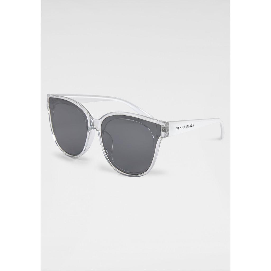 Venice Beach Sonnenbrille, im Cat-Eye Style