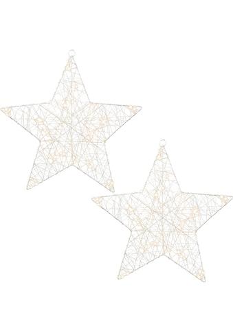 Creativ light LED Stern, 2 St. kaufen