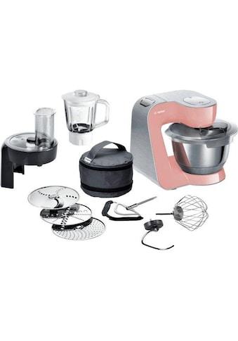 BOSCH Küchenmaschine Styline MUM58NP60, 1000 Watt, Schüssel 3,9 Liter kaufen