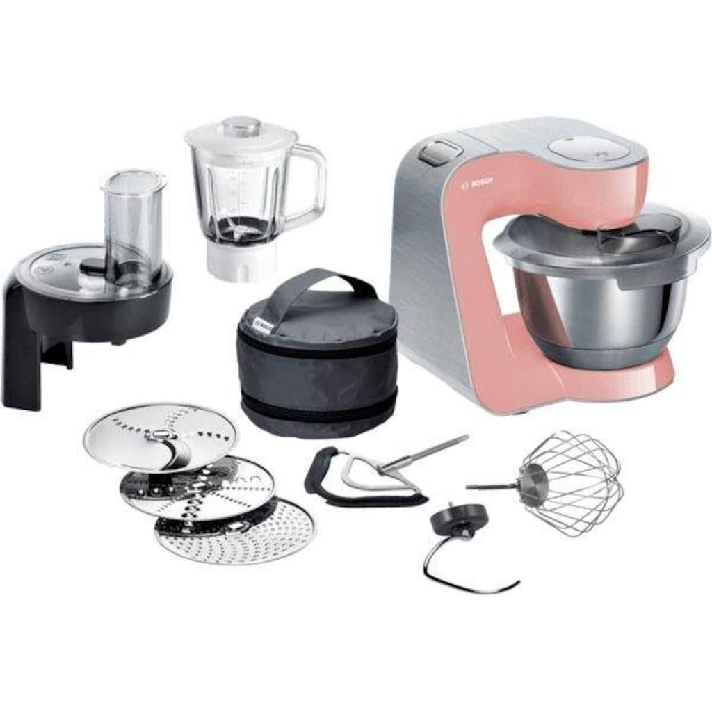 BOSCH Küchenmaschine »Styline MUM58NP60«, 1000 W, 3,9 l Schüssel