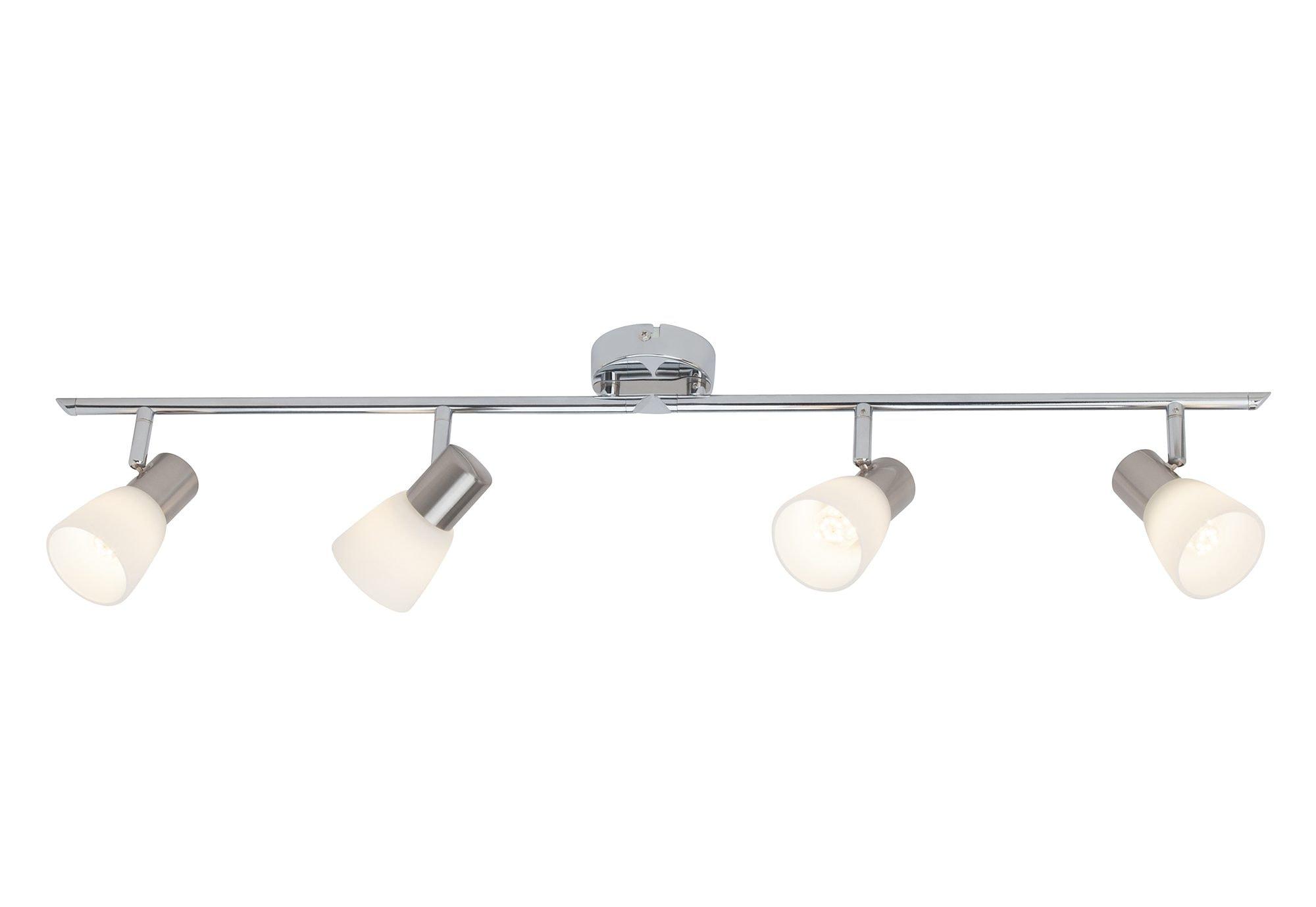 Brilliant Leuchten LED Deckenstrahler, E14, LED Deckenleuchte, LED Deckenlampe