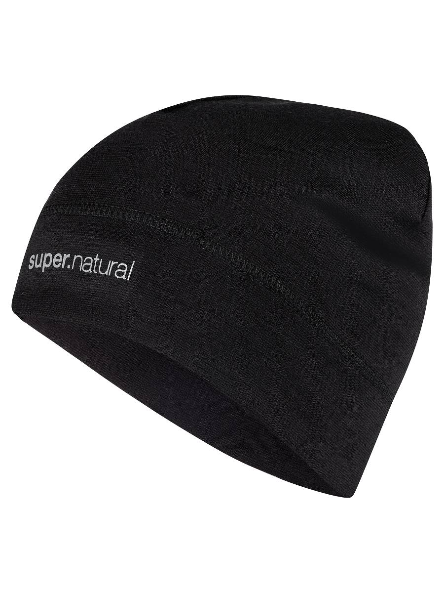 super.natural -  Jerseymütze UNSTOPPABLE CAP, windabweisender Merino-Materialmix