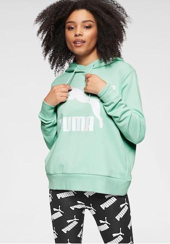 PUMA Kapuzensweatshirt »Classics Logo Hoody« kaufen