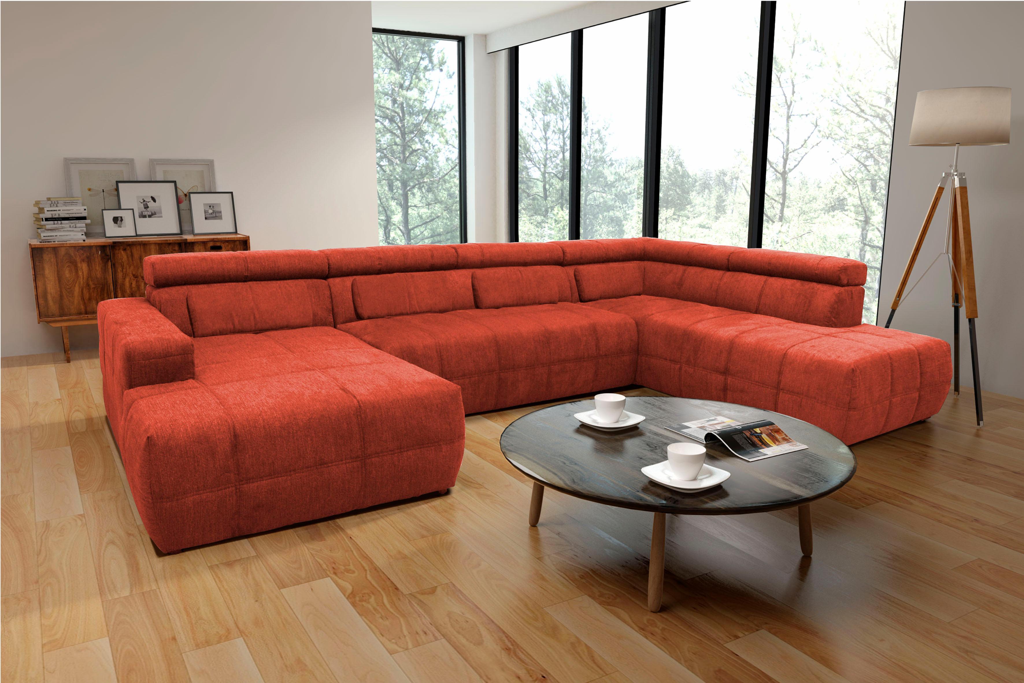 Orange Holzwerkstoff Wohnlandschaften Online Kaufen Mobel