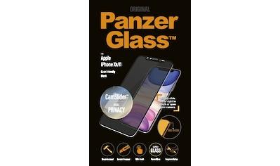 PanzerGlass Schutzglas »Privacy CamSlider Apple iPhone XR/11« kaufen