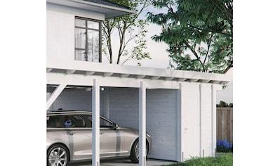 Kiehn-Holz Geräteraum, nur für Carport KH 330/311, versch. Farben kaufen