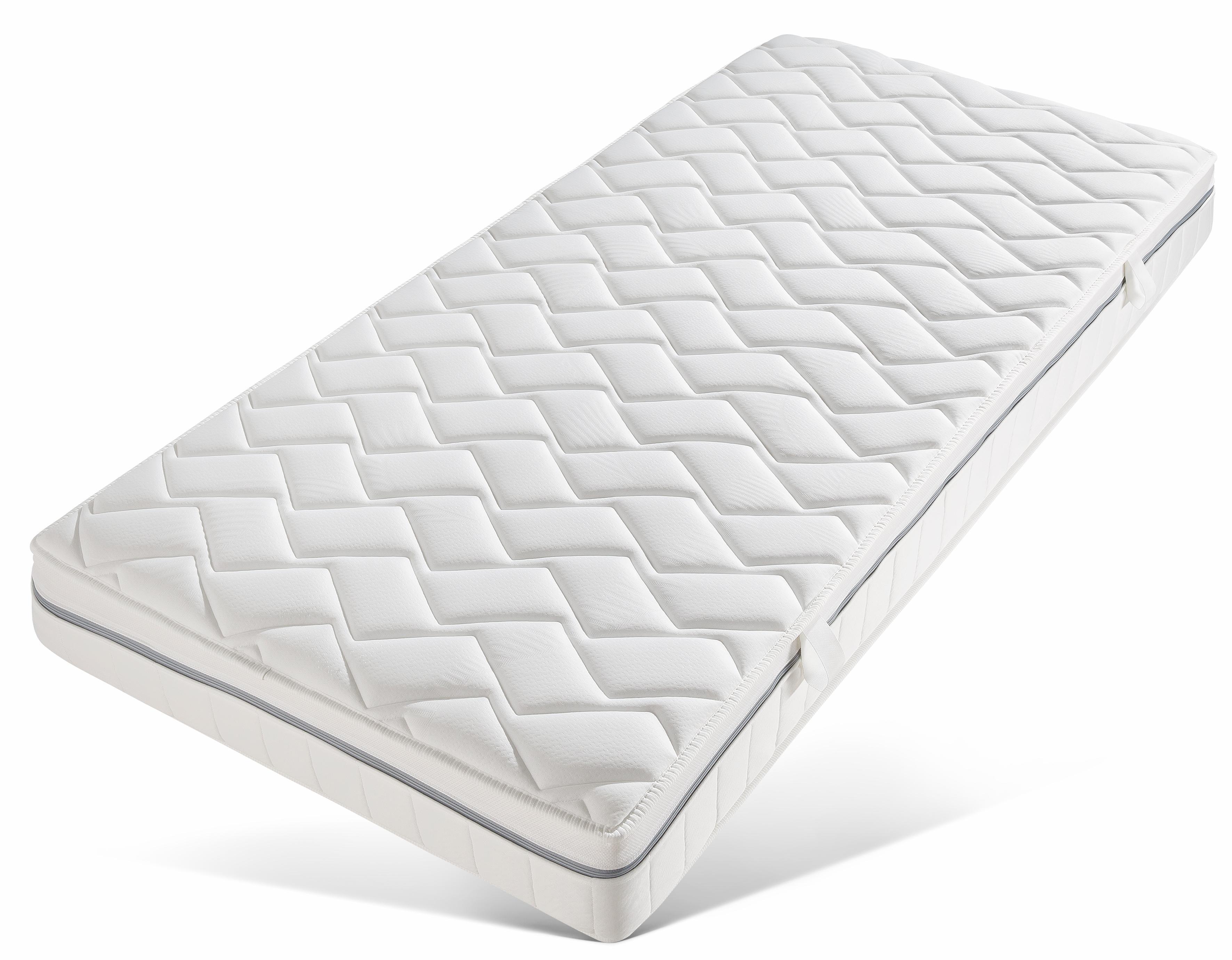 Komfortschaummatratze Airy Form 23 mit Klimaband Di Quattro 23 cm hoch Raumgewicht: 28