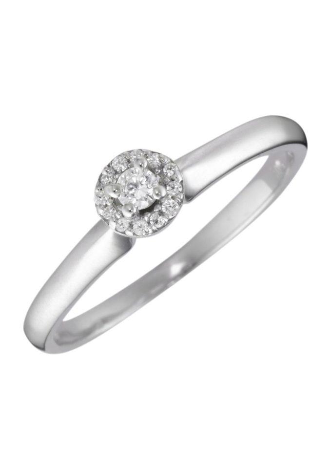 Firetti Verlobungsring Vorsteckring | Schmuck > Ringe > Verlobungsringe | Firetti