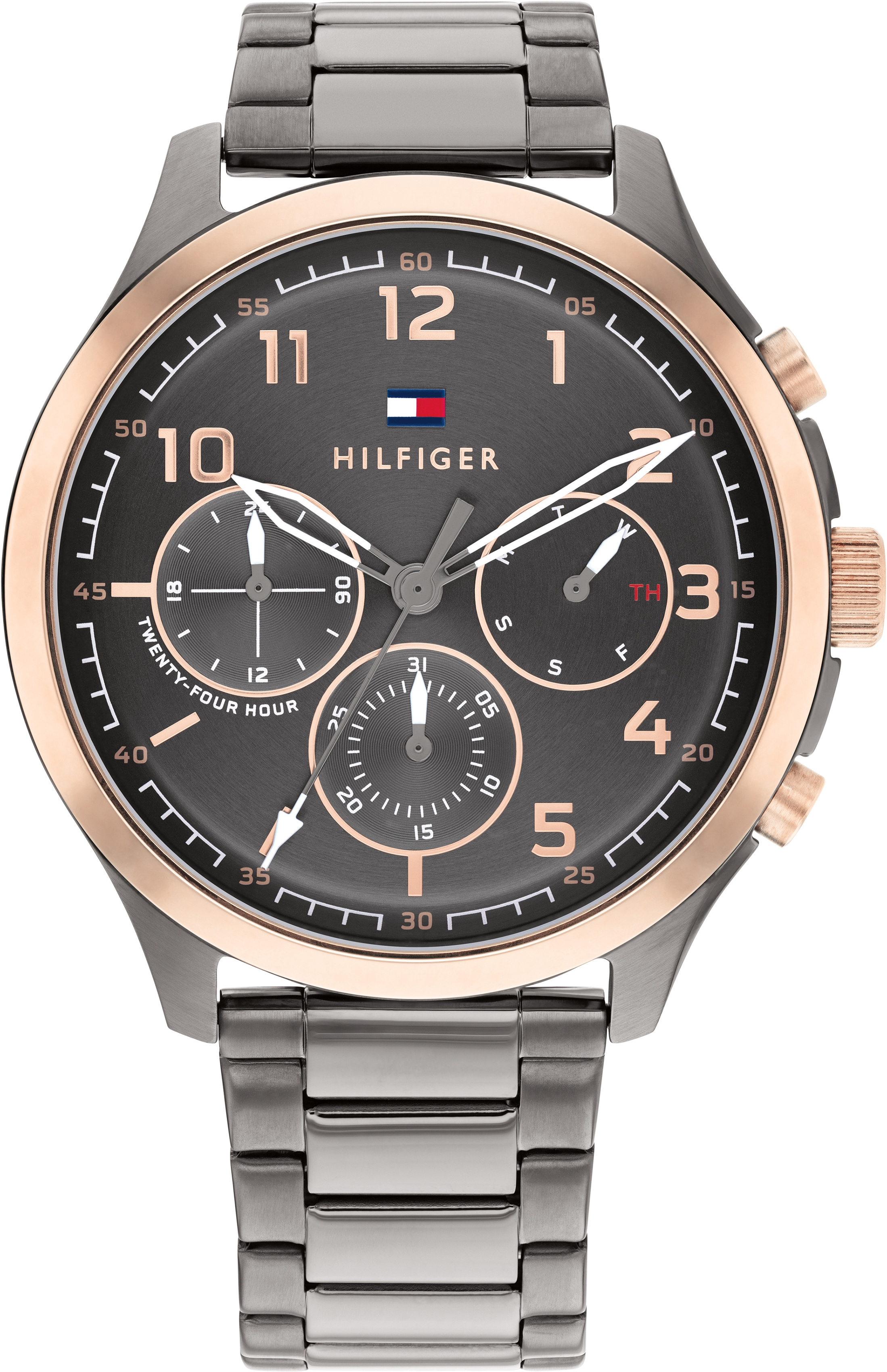 tommy hilfiger -  Multifunktionsuhr Casual, 1791871
