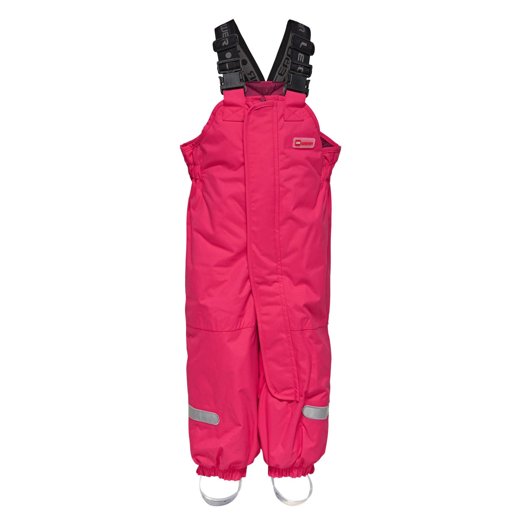 LEGO Wear Skihose PENN 770 rosa Jungen Ski-Bekleidung Ski Sportarten