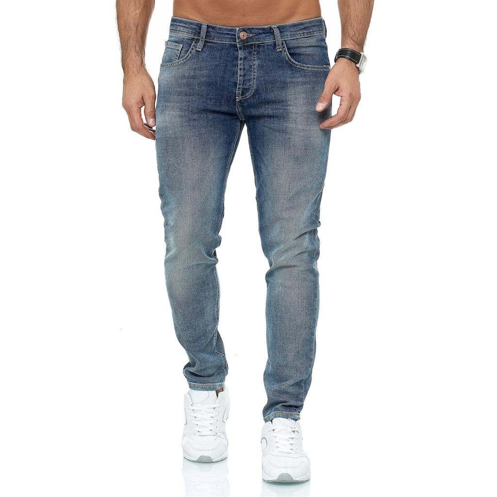 RedBridge Slim-fit-Jeans »Santa Clarita«, im Slim Fit-Schnitt