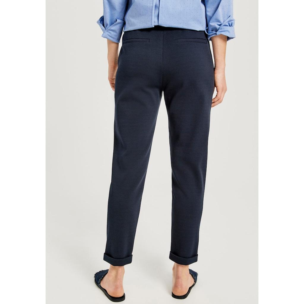 OPUS Jogger Pants »Menika«, klassicher Look und trotzdem super komfortabel