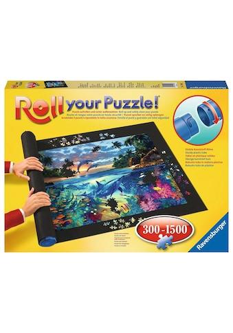 Ravensburger Puzzleunterlage »Roll your Puzzle für 300-1500 Teile«, Made in Europe kaufen