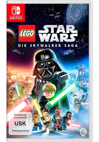 Warner Games Spiel »LEGO STAR WARS Die Skywalker Saga«, Nintendo Switch kaufen