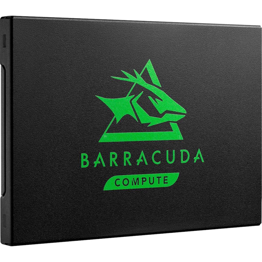 Seagate SSD »BarraCuda 120«