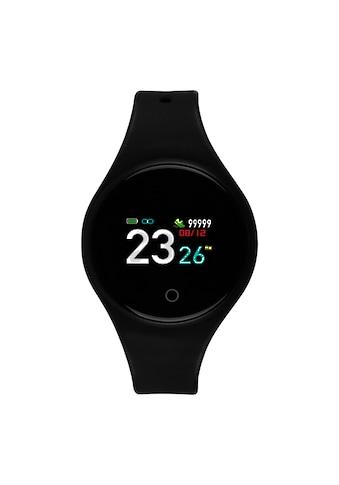 X - Watch Smartwatch, Fitnesstracker mit 2 Wechselarmbändern »EuroChamp« kaufen