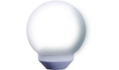 näve LED Gartenleuchte »Kugelleuchte«, 3 St., Farbwechsler, Lichtfarbe weiß oder Farbwechsler, inkl. Solarpanel kaufen