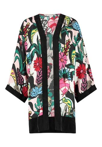 Loom&Lace Kimono mit offener Vorderseite »Bandita« kaufen