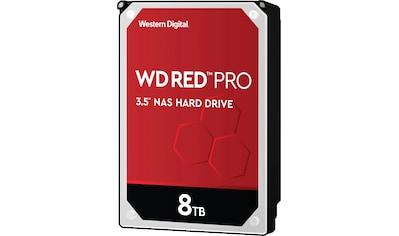 Western Digital HDD-NAS-Festplatte »WD Red Pro«, Bulk kaufen