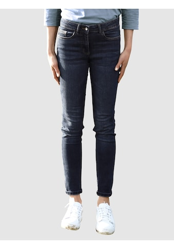 Dress In Skinny-fit-Jeans, mit Knopfleiste kaufen
