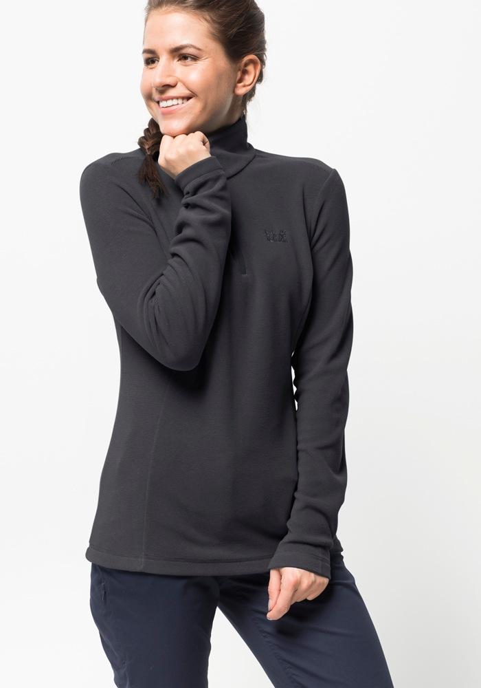 Jack Wolfskin Stehkragenpullover ARCO WOMEN | Bekleidung > Pullover > Stehkragenpullover | Jack Wolfskin