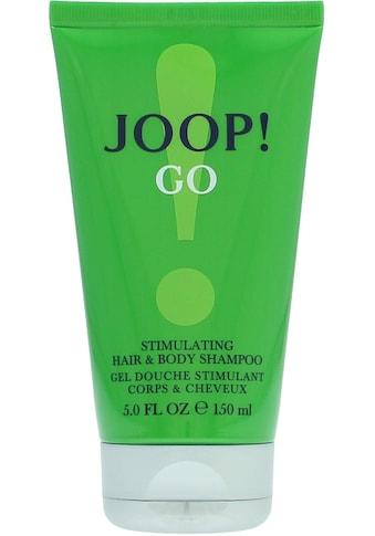 Joop! Duschgel »GO«, für Hair & Body kaufen