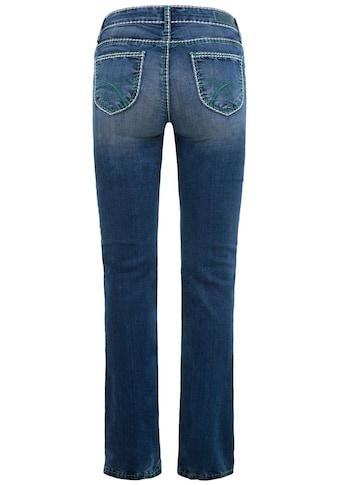 SOCCX Gerade Jeans »CO:LE« kaufen