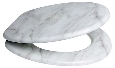 SANILO WC - Sitz »Marmor«, mit Absenkautomatik kaufen