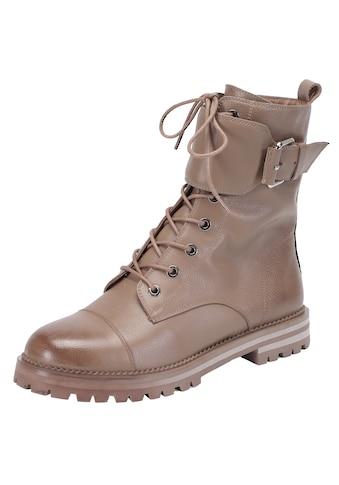 ekonika Stiefel, aus echtem Leder kaufen