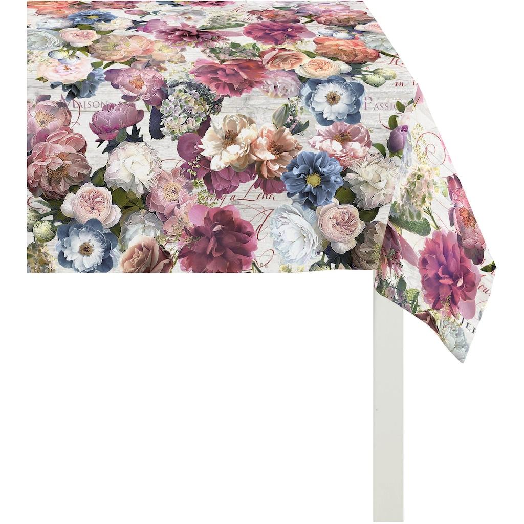 APELT Tischdecke »1108 Herbstzeit«, Digitaldruck