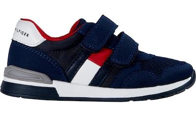 TOMMY HILFIGER Sneaker »LOW CUT VELCRO« kaufen