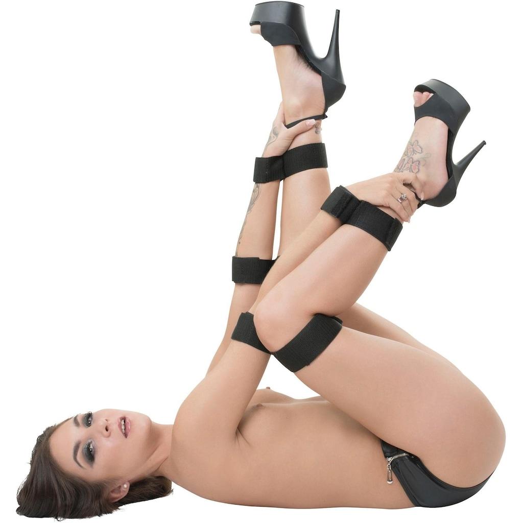 Bad Kitty Bondage-Set »BK Arm & leg restrai«, (4 tlg.)