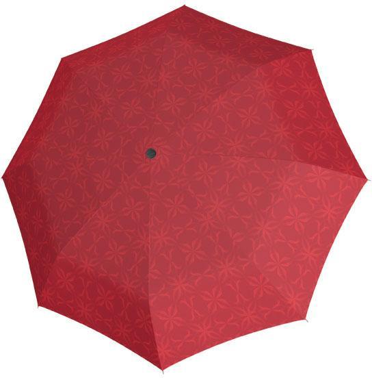 doppler Stockregenschirm ´´Carbonsteel Long Automatic Bloom rot´´   Accessoires > Regenschirme > Sonstige Regenschirme   Rot   Doppler