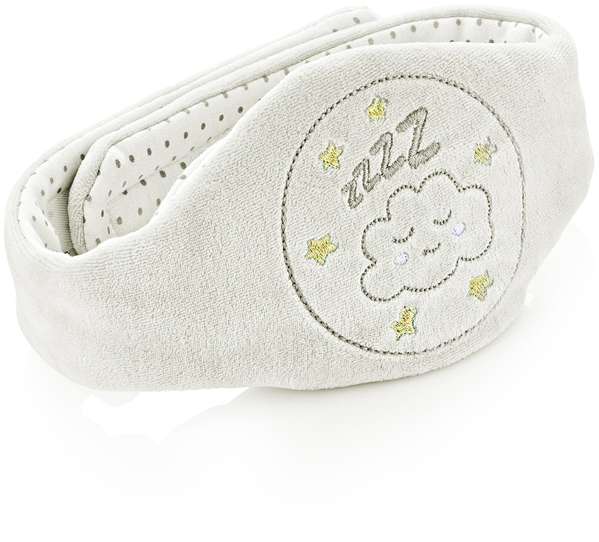 Babyjem Wärmekissen Kirschkerngürtel, weiß, Made in Europe weiß Kinder Babykissen Kissen