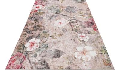 Wecon home Teppich »Lifetime«, rechteckig, 6 mm Höhe kaufen