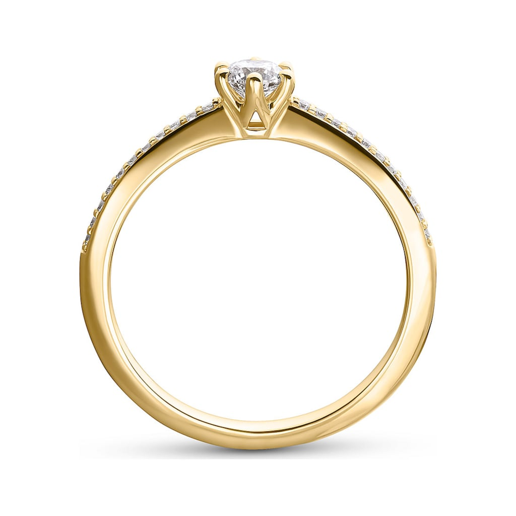 CHRIST Diamantring »32011870«