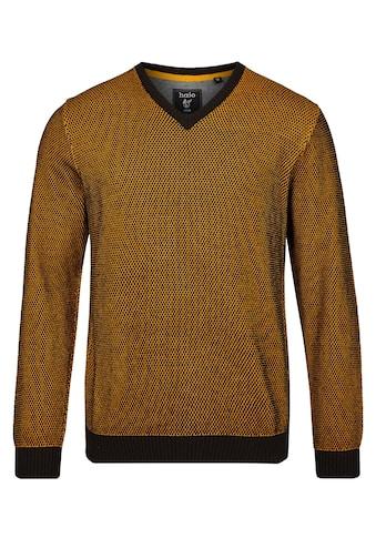 Hajo V - Ausschnitt - Pullover kaufen