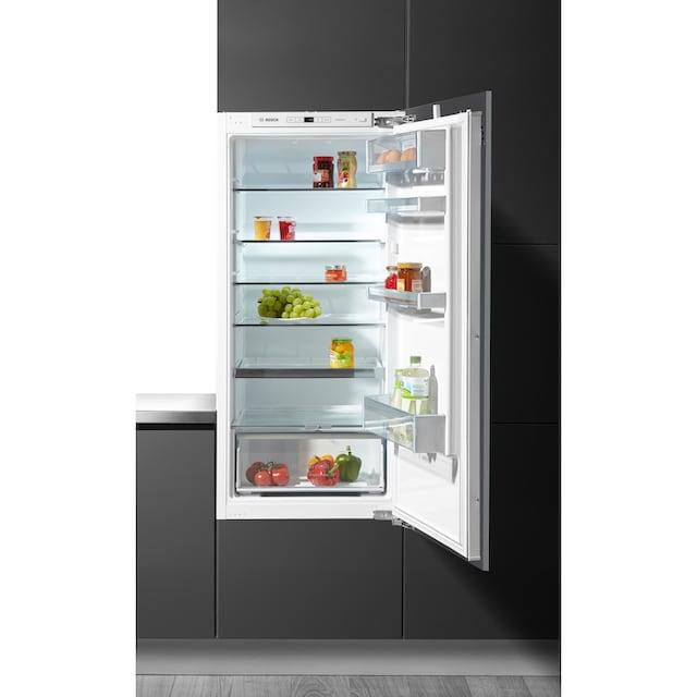 BOSCH Einbaukühlschrank 6, 122,1 cm hoch, 55,8 cm breit