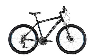 KS Cycling Mountainbike »Xceed«, 21 Gang Shimano Tourney Schaltwerk, Kettenschaltung kaufen
